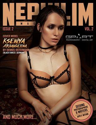 Nephilim Magazine #2 (Vol. 2)