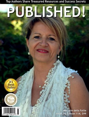 PUBLISHED! #14 featuring Marcelle della Faille