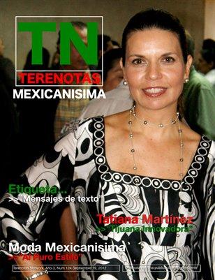 Tatiana Martinez... Tijuana inovadora