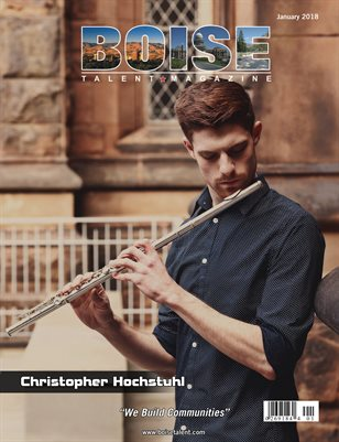 Boise Talent Magazine January 2018 Edition