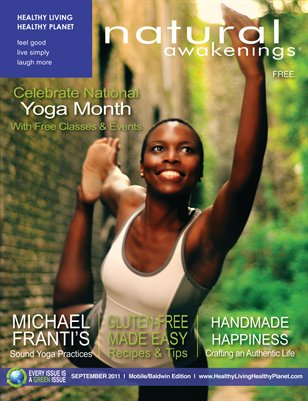September 2011: Yoga Month and Creativity