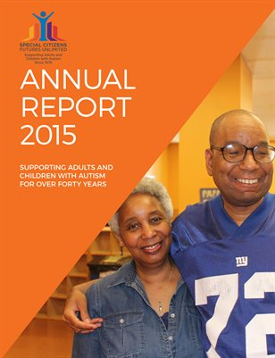 Special Citizens' 2015 Annual Report