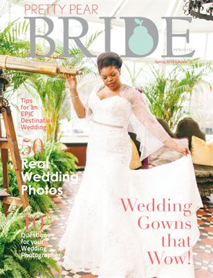 Pretty Pear Bride Magazine Spring Issue 2015 {V13}