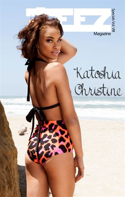 Teez Magazine Specials Vol VIII - Katoshia Christine