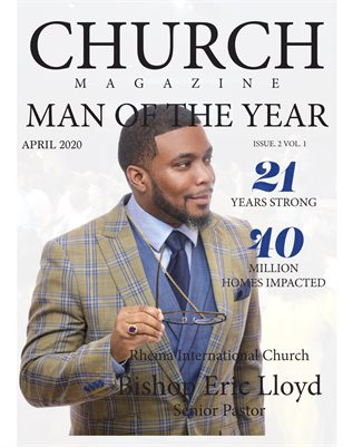 Church Magazine edited edition