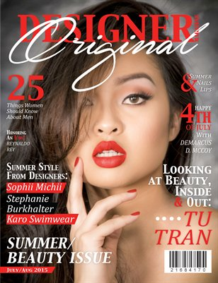 Summer/Beauty Issue 2015