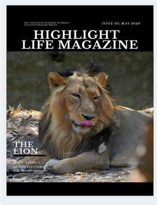 Highlight Life Magazine wildlife issue 01