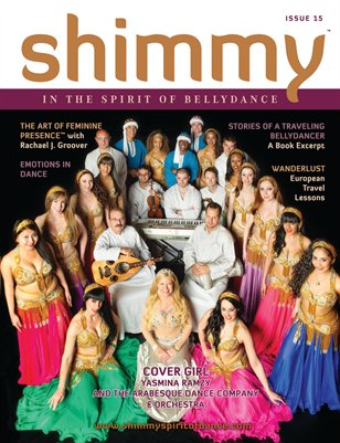 Shimmy In the Spirit of Bellydance #15