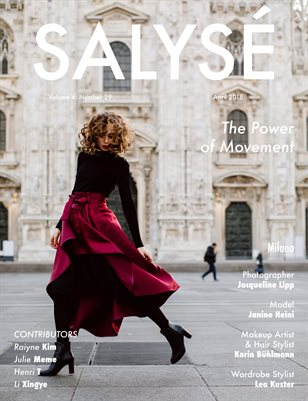 SALYSÉ Magazine | Vol 4 : No 29 | April 2018