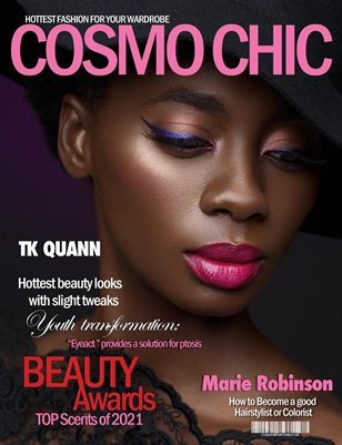 Cosmo Chic August 2021