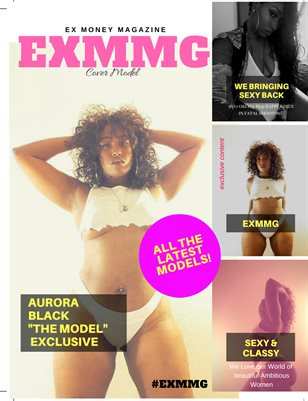 Ex Money Magazine (New) Featuring Aurora Black