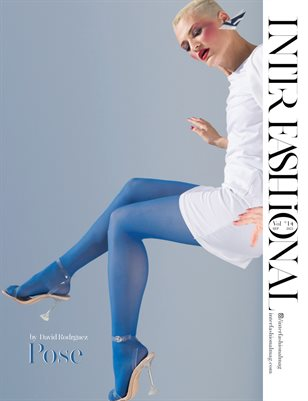 InterFashional Magazine September 2021 N14 Cover 1
