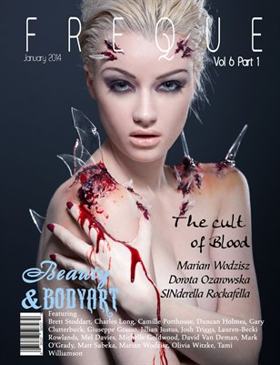 Freque Magazine vol 6 part 1 Beauty and BodyArt