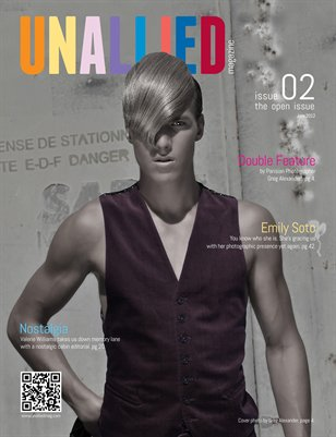 UNALLIED Magazine - Issue 02 - June 2012