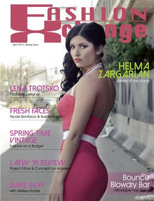 Fashion Xchange Magazine - April | Spring Issue