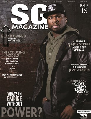 The official Scrilla Guerillaz Magazine #16.2 (The Power Edition)