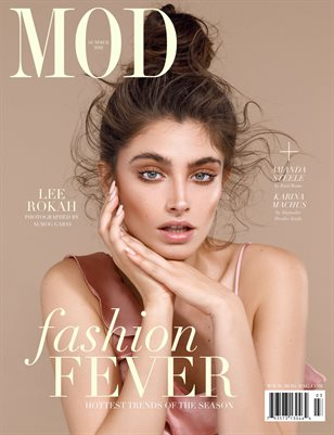 MOD Magazine: Volume 7; Issue 3; FASHION FEVER - Cover #3