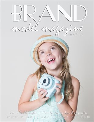 Brand Model Magazine  Issue # 153