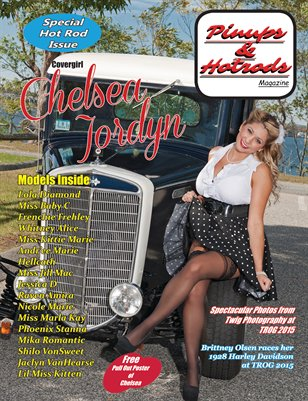 Pinups & Hotrods-Special Hotrod Issue