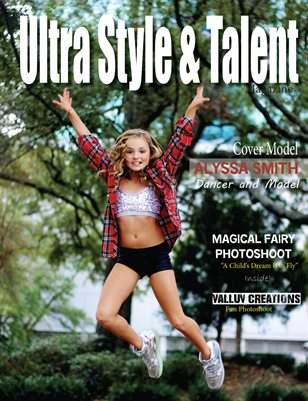 Ultra Style and Talent Magazine 2017 Jan Edition 2