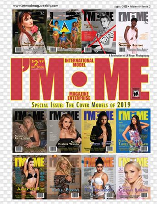 International Model Magazine August 2020 Volume 6 Issue 2