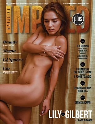 IMPLIED PLUS MAGAZINE NOVEMBER -DECEMBER 2020