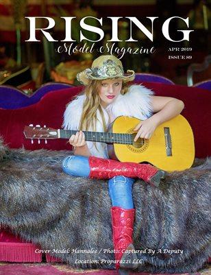 Rising Model Magazine Issue #89
