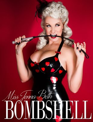 BOMBSHELL Magazine June 2018 - BOOK 2 Miss Jenna Beth Cover