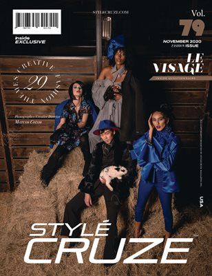 NOVEMBER 2020 Issue (Vol: 79) | STYLÉCRUZE Magazine