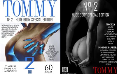 Issue 2 - Nude Body - Digest