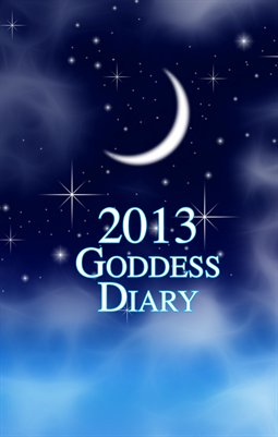 2013 Blue Moon Goddess Diary