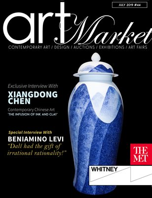 Art Market Magazine July Issue #44