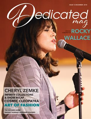 Dedicated Mag December Issue 13 Rocky Wallace