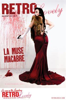 La Muse Macabre Cover Poster