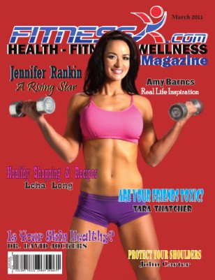 FitnessX.com Magazine for March 2011 (Cover#1)