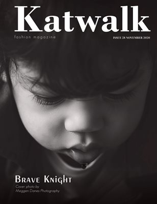 Katwalk Fashion Magazine, Issue 28 November 2020.