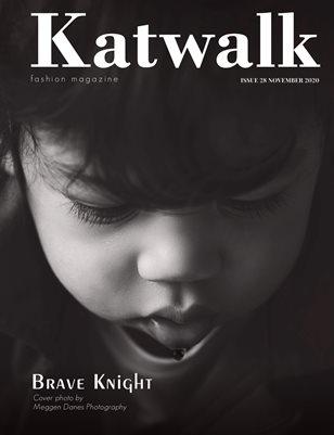 Katwalk Fashion Magazine, Issue 28 November 2020.