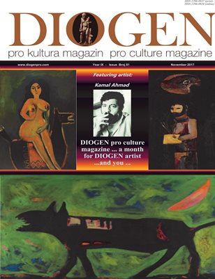 DIOGEN pro culture magazine No 81, November 2017