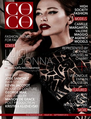 COCO Magazine Fashion Edition Issue VIII Vol. I