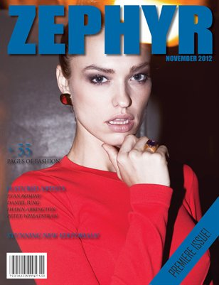 ZEPHYR Magazine - Nov. 2012 [Issue #1]