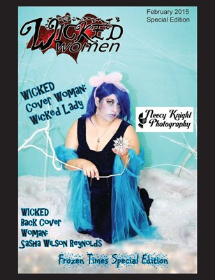 WICKED Women Magazine- Frozen Times Special Edition: February 2015