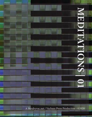 MEDITATIONS | 01