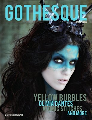 Gothesque Magazine - Issue #5 - October 2013