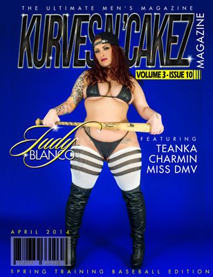 Kurves N' Cakez Spring Training 1