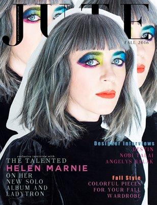 Jute Magazine Fall 2016