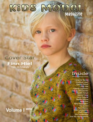 Kids Model Magazine Volume 1