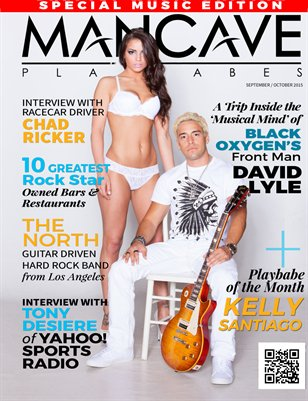 MANCAVE PLAYBABES - SPECIAL MUSIC EDITION