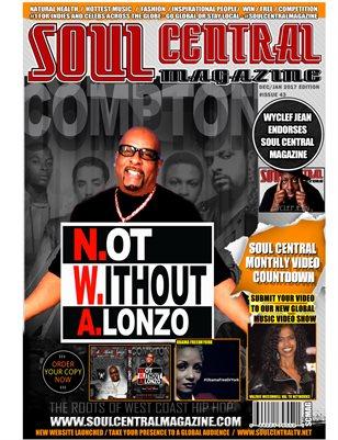 Soul Central Magazine Jan Feb 2016 Edition #43