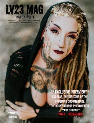 LV23 Issue 7 : vol 1 (halloween)