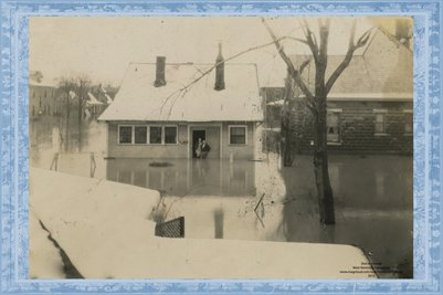 1937 Paducah, McCracken County, Kentucky Flood Collection15